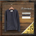 5★【Johnbull】 ATHLETIC PULLOVER (zc066) Lady's 3color □ ※返品不可※