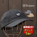 ブリクストン キャップ (00501) LANGLEY CAP メンズ □