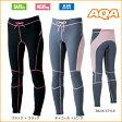 【 AQA 】 アクア ロングパンツ 2 レディース  ( KW-4413N / ウェットスーツ / ウエットパンツ / 女性用 )