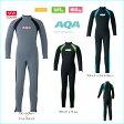 ショッピングウェットスーツ 【 AQA 】 アクア キッズ フルスーツ ( KW-4506A/ 子ども向け ウェットスーツ フルスーツ )