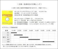 AQA デュオソフト 用 度付きレンズ KM-1301の画像
