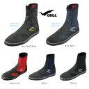 GULL ガル GSブーツ メンズ GA-5642 / GA-5643 ( ダイビングブーツ / 男性用 )2020年NEW!!