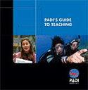 PADI PADI's ガイドトゥティーチング(インストラクター候補生用) 紙版 71513J