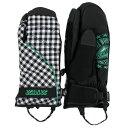X-NIX(エクスニクス) XN378GL01 メンズ Tri-Finger Gloves スノーグローブ スキー スノーボード ダウン入【SALE】