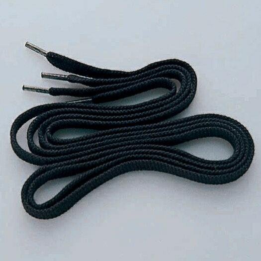 ミズノ(MIZUNO)靴紐(くつひも) ブラック100cm(2ZK46009) 110cm(2ZK46109) 120cm(2ZK46209) 130cm(2ZK46309) シューレース