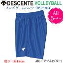 デサント(DESCENTE) バレーボール プラクティスパンツ(メンズ)【1枚までメール便OK!!】【SP】