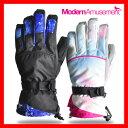 スノーボードグローブ メンズ / レディース 2013-2014 ModernAmusement インナー付き 13-14 モダンアミューズメント スノボ スキーグローブ 手袋 ボード スノボー 激安