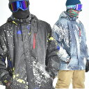 スキーウェア メンズ 上下セット DREAM FLY スキー ウェア ウエア スキーウェア スノーウェア ジャケット パンツ 激安 MS0115