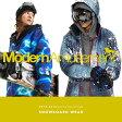 【いよいよラストプライス!】15-16 新作 スノーボードウェア メンズ 上下セットModern Amusement モダンアミューズメント