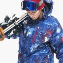 【週末限定!500円OFFクーポン】スキーウェア メンズ 上...