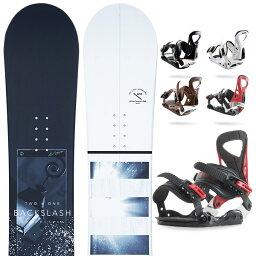 【スポイチ】【バイン取付無料】【デッキパッドプレゼント】スノーボード 2点セット 板 メンズ レディースBACKSLASH HARMAN 板 スノーボード スノボ スノボー グラトリ 2点snowboard ツヤ消し マットコーティング