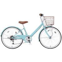 MIYATA(ミヤタ) V sign Jr AUTO(ブイサイン ジュニア オートライトタイプ) 22インチ 2018年モデル 女の子向け自転車の画像