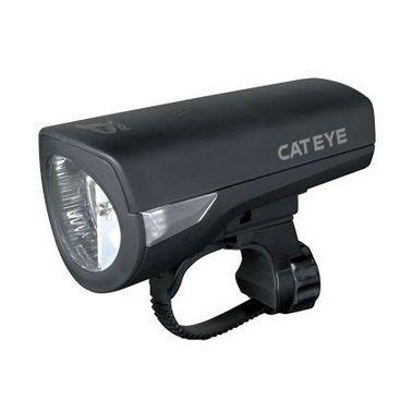 CATEYE HL-EL340RC エコノム・リチャージャブル 【カラー/ブラック】 ライト キャットアイ 自転車 ライト LED フロントライト ヘッドライト [充電式モデル]