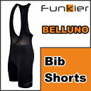 б┌есб╝еы╩╪┬╨▒■б█е┘е├еыб╝е╬ е╒ебеєеневб╝ е╙е╓е╖ечб╝е─б┌240g/17е╤е═еыб█е┘еыб╝е╬ е╡едепеъеєе░ежезев FUNKIER BELLUNO Bib-Shorts CYCLING-WEAR ╝л┼╛╝╓