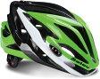 【〜6/30AM9時P3倍】自転車 ヘルメット SELEV セレーブ セレブ ブリッツ BLI113 グリーン/ホワイト/ブラック ヘルメット【送料無料】