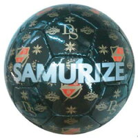 【DEVILOCK ★ SAMURIZE】デビロック×サムライズ Wネーム 限定 フットサルボールの画像