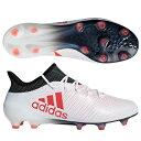 楽天サッカーショップスポーツランド【SALE】【adidas】アディダス エックス17.1 FG/AG