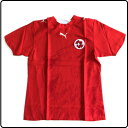 【SALE】【PUMA】プーマ Switzerland Home Shirt Replica[ スイス代表 ユニフォーム]