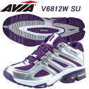 【あす楽】【送料無料】 AVIA アヴィア フィットネスシューズ A6812W SU