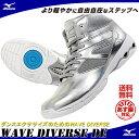 【あす楽】【送料無料】 MIZUNO ミズノ フィットネスシューズ ウエーブダイバース DE K1GF1674