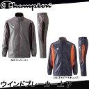 【あす楽】【SALE】 Champion チャンピオン メンズ ウインドブレーカー上下セット シャツ&パンツ上下セット CJ1543_CJ1593