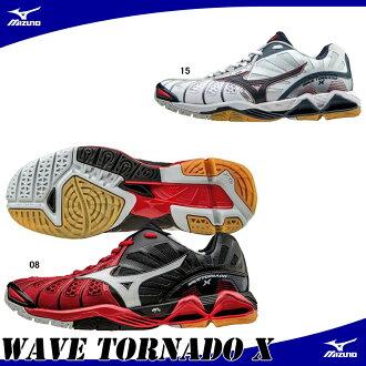 美津濃美津濃排球鞋波龍捲風 X werbtlenerd X V1GA1612