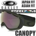 OAKLEY SNOW GOGGLE PRIZM CANOPY OO7081-06 (オークリー スノーゴーグル キャノピー プリズム HI ピンク イリジウム...