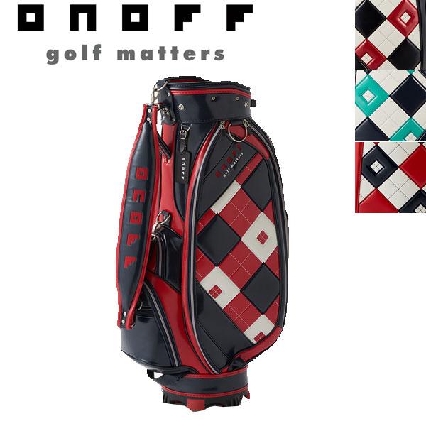オノフ (グローブライド) ゴルフ キャディバッグ 9型 OB1916 2017年新色追加 日本正規品 ONOFF 【送料無料】2017年新色追加モデル