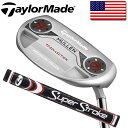 USモデル テーラーメイド TPコレクション ミューレン パター (スーパーストローク グリップ 装着) / Taylormade TP Collection MULLEN Putter Super Stroke Grip