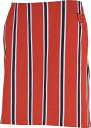 【le coq sportif golf】 レディース ゴルフウェア QGL8871 インナースパッツ付き スコート / スカート R453 バルドー (ルコッ...