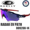 OAKLEY TEAM USA RADAR EV PATH OO9208-14 (オークリー チームUSA レーダーEVパス サングラス) ポジティブ レッド ...