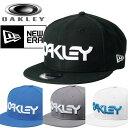 OAKLEY NEW ERA 9FIFTY SNAP BACK CAP 911784 / オークリー ニューエラコラボ スナップバック キャップ