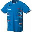 YONEX ヨネックス ゲームシャツ フィットスタイル メンズ 10286 ブルー