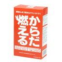 クエン酸.・ビタミン・コラーゲン・グルコサミン他からだ燃えるスティック 10g×10本入り