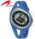 【10%OFF】ランワン SMALL DigitalSOMA ソーマ ランニングウォッチ RunONE スモール デジタル DYK50-0006 ブルー