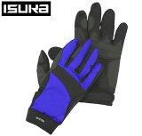 ISUKA イスカ ウェザーテック トレッキンググローブ手袋 サイズ M 2302 12 ロイヤルブルー