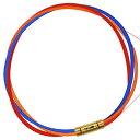 セブ SEV スポーツネックレス ルーパータイプ3G 納期2週間 54cm ブルー/オレンジ/レッド