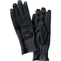 YONEX ヨネックス テニスグローブ 手袋 AC293 ブラックの画像