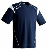 YONEX ヨネックス サッカー・フットサル UNI ゲームシャツ半袖 ユニセックス FW1002 ネイビーブルー