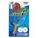 TSP ヤマト卓球ラケット ラバー貼り上げ ジャイアントプラス ペンホルダー GIANT-+ 160 25530