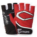 CUTTERS カッターズ ウエイトトレーニンググローブ トレーニング 2.0 T020 手袋 レッド