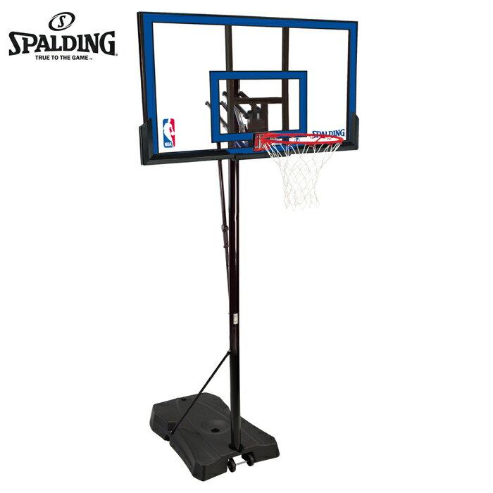 SPALDING GAMETIME SERIES BASKET GOALS 73655CN スポルディング ゲームタイムシリーズ バスケットゴール