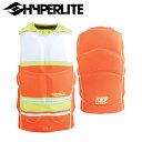 ハイパーライト ベスト 2014 HYPERLITE VESTS JD Webb Orange Comp ジェイディーウェブ ウェイクボード サーフィン マリンスポーツ