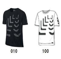 ナイキ NIKE メンズバスケット半袖Tシャツ Lerbon Art 1 S/S Tee 806745の画像