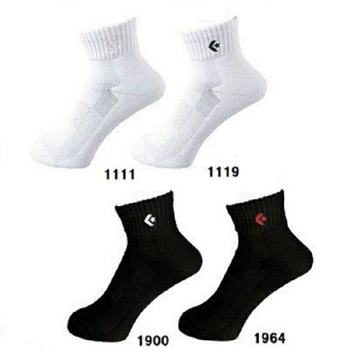 コンバース CONVERS ニューアンクルソックス CB16006 バスケット ジュニア ウイメンズ メンズ 靴下