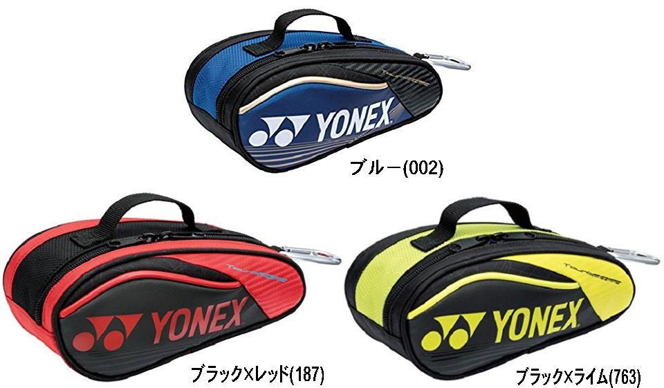 ヨネックス(YONEX) テニス バトミントン ミニチュア ラケットバッグ BAG16MN小物を入れるのに便利なケースです。サイズ/19.5×7×8.5cm ★2400