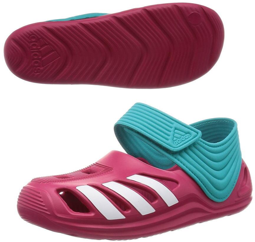アディダス adidas ジュニア サンダル S78572 キッズサンダルビーチ クロックス 海水浴 プール スイミング 子供 ジュニアシューズ 子供靴 シューズ ベビー キッズ 半額 以下★3300