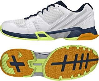 【送料無料】【adidas】Volley Team 3 W アディダス バレーボールシューズ レディース バレーボール シューズ ローカットシューズ【実店舗共通在庫】B33046