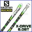【あす楽対応可】◎2016サロモン ロッカースキー X-DRIVE 8.0BT+LITHIUM 10 板+ビンディング 2点セット 156cm 163cm 【即納OK】SALOMON L37787600 ●15-16