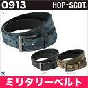 ベルト メンズ ミリタリーパターンベルト HOP-SCOT cs-0913